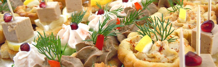 Catering petrecere